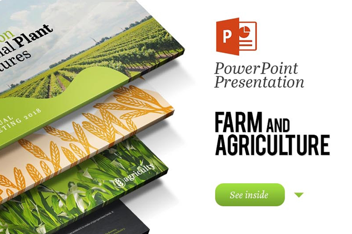 Farm House Agriculture Powerpoint Presentation Free Free