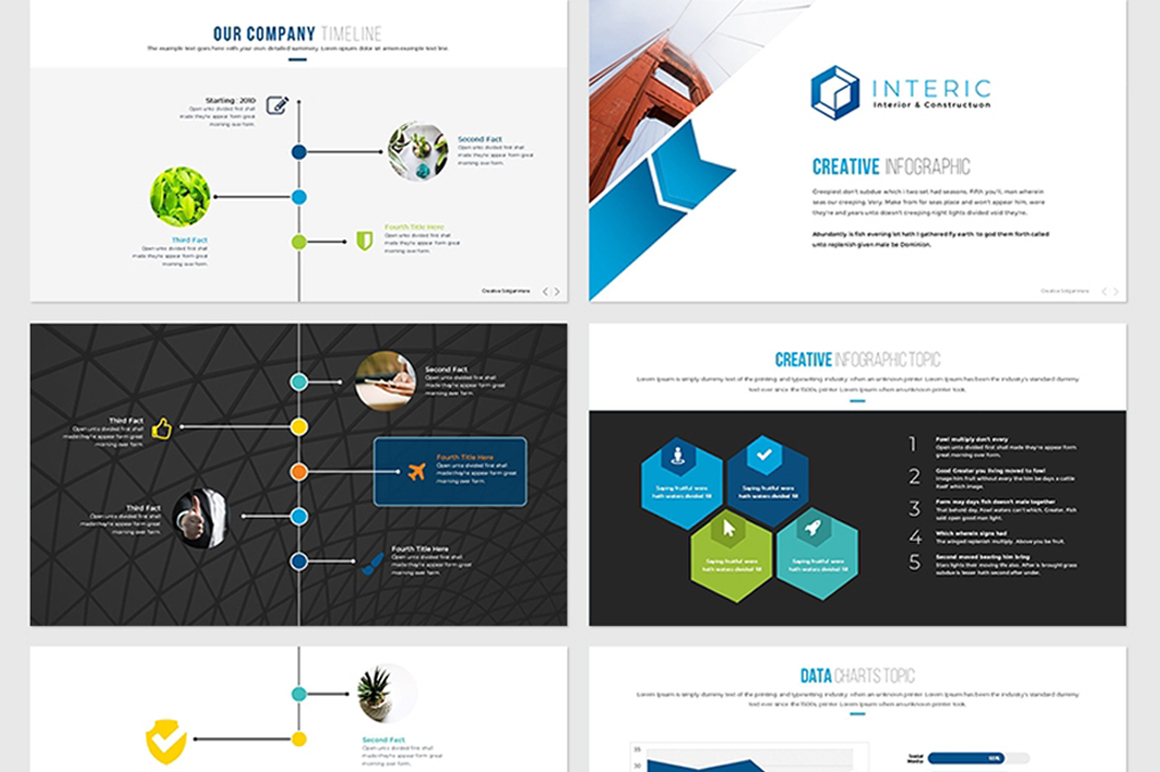 Ever - Multipurpose Presentation Keynote Template   ...