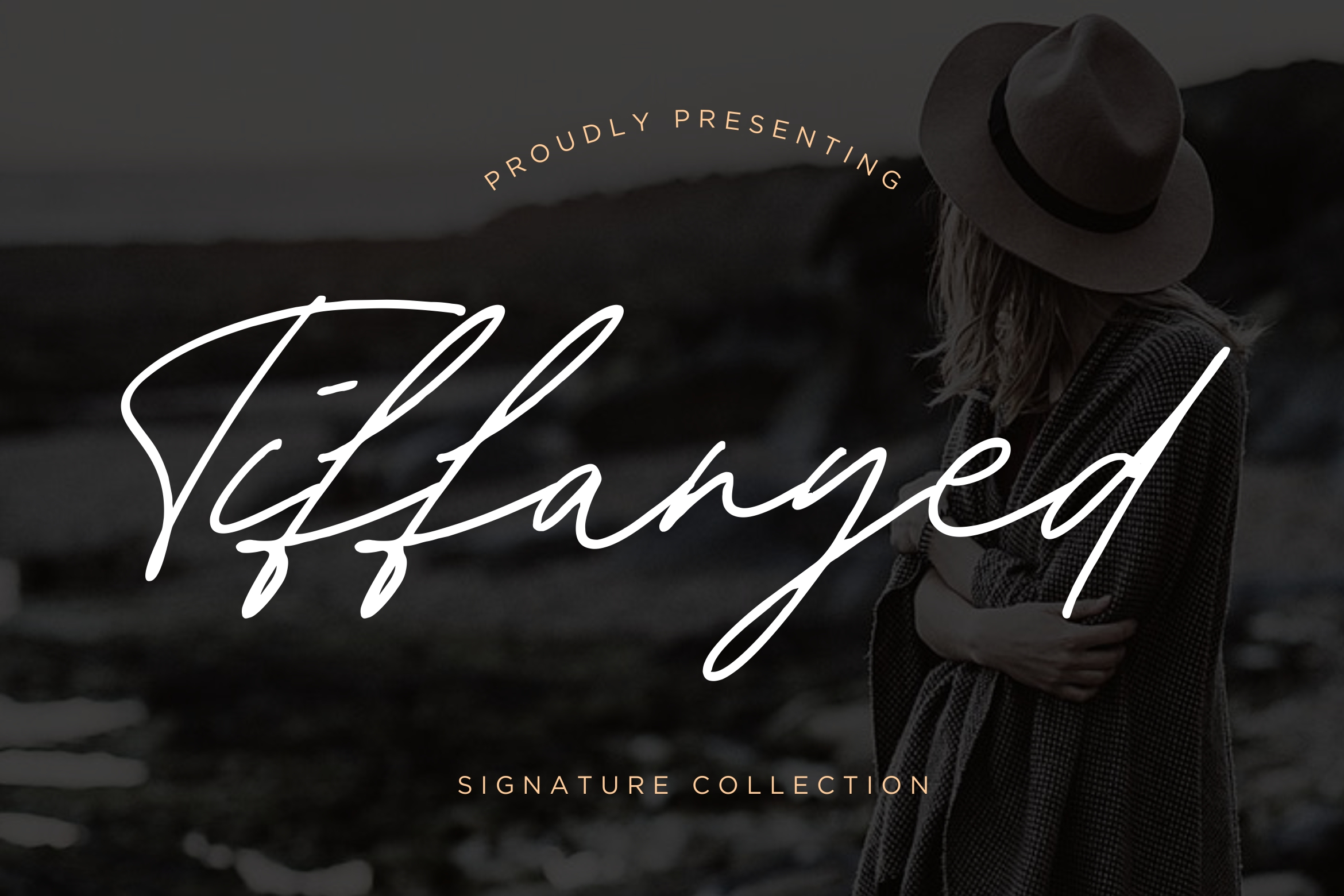 Download Tiffanyed Signature Collection - Free Fonts, Script ...